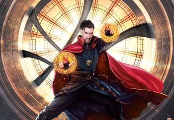 Marvel Doctor Strange (10901) Valokuvatapetti
