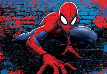 Marvel Spiderman (10587) Valokuvatapetti