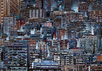 Metropolis Valokuvatapetti