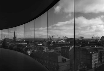 Metropolis View Valokuvatapetti