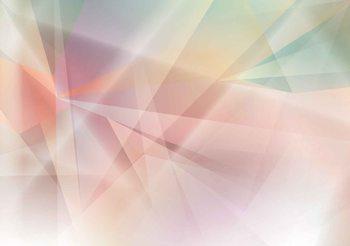 Modern Abstract Art Prism Valokuvatapetti