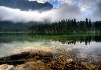 Mountain Lake Valokuvatapetti