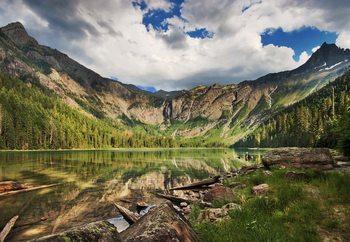 Mountain Paradise Valokuvatapetti