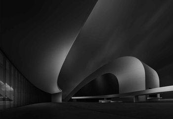 Niemeyer Space Valokuvatapetti