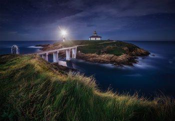 Nightscape In Isla Pancha Valokuvatapetti