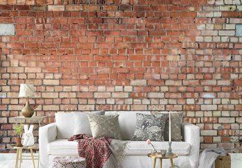 Old Brick Valokuvatapetti