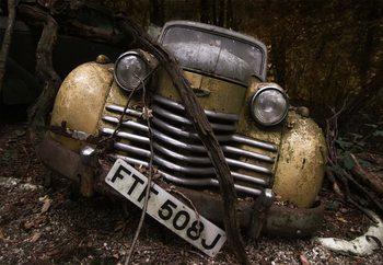 Opel Olympia Valokuvatapetti