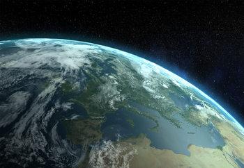 Planet Earth Valokuvatapetti