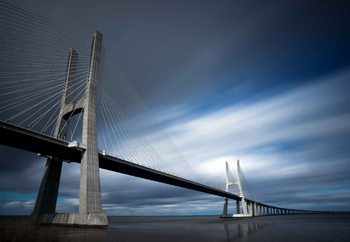 Ponte Vasco Da Gama Valokuvatapetti