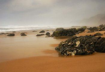 Praia Do Castelejo Valokuvatapetti