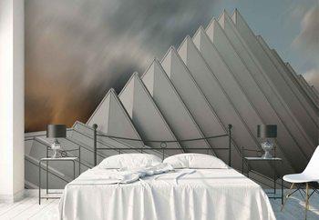 Pyramid Lille Valokuvatapetti
