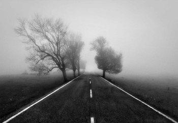 Road To Infinity Valokuvatapetti