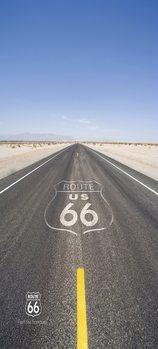 Route 66 - Road Kuvatapetti, Tapettijuliste