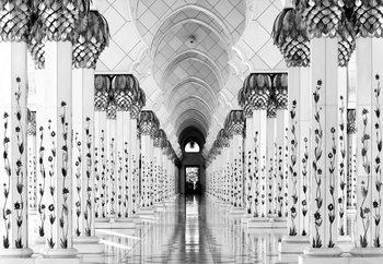 Sheik Zayed Mosque Valokuvatapetti