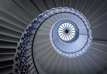 Staircase Valokuvatapetti
