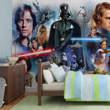 Star Wars Valokuvatapetti
