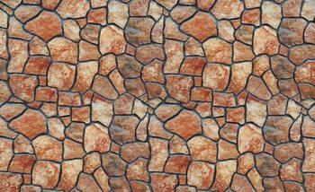 Stone Wall Valokuvatapetti