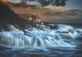 Tellaro Water Fall Valokuvatapetti