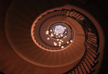 The Brewer Staircase Valokuvatapetti