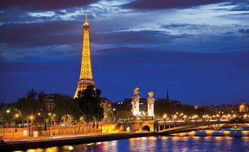 Kuvatapetti, TapettijulisteThe Eiffel Tower