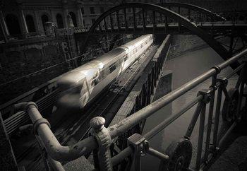 The Fast Line Valokuvatapetti