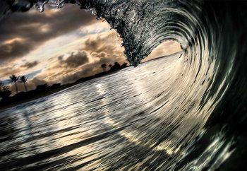 The Rolling Sea Valokuvatapetti