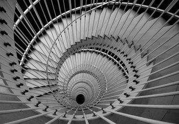 The Stair Eye Valokuvatapetti