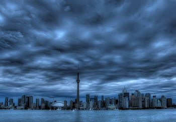 Toronto Blue Valokuvatapetti