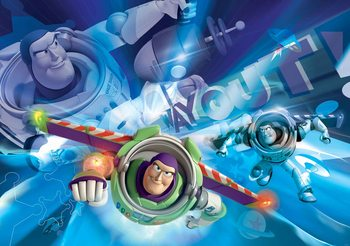 Toy Story Disney Valokuvatapetti