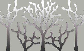 Tree Abstract Valokuvatapetti