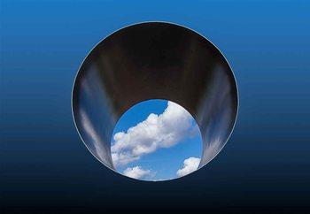 Tunnel Vision Valokuvatapetti