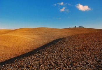 Tuscan Fields Valokuvatapetti