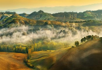 Tuscany Nature Valokuvatapetti