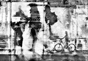 Urban Defect Valokuvatapetti