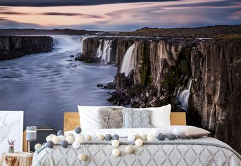 Waterfalls Valokuvatapetti