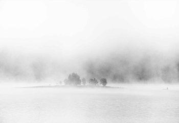 White Lake Valokuvatapetti