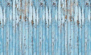 Wood Planks Valokuvatapetti