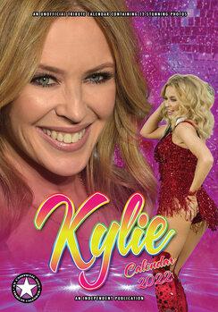 Calendar 2022 Kylie Minogue