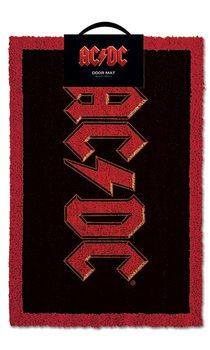 Kynnysmatto AC/DC - Logo