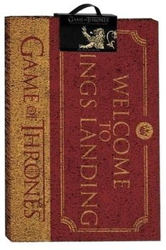 Kynnysmatto  Game Of Thrones - Welcome To Kings Landing