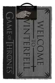 Kynnysmatto  Game of Thrones - Welcome to Winterfell