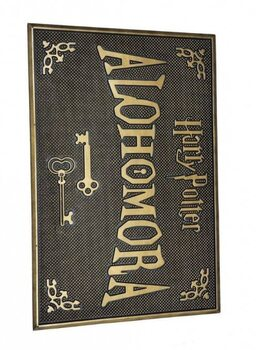 Kynnysmatto Harry Potter - Alohomora (Rubber)