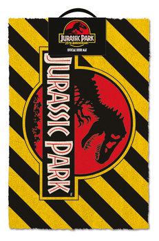 Kynnysmatto  Jurassic Park - Warning