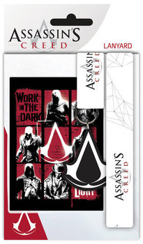 Lanyard Assassins Creed - Logo
