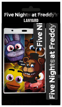 Lanyard Five Nights At Freddy's - Faz Bear