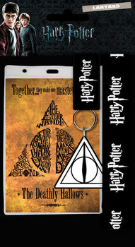 Lanyard Harry Potter - Deathly Hallows