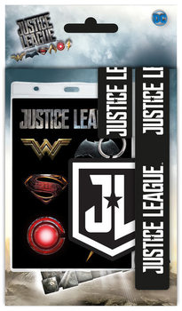 Lanyard Jutice League - Movie Logo