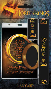 Lanyard Lord Of The Rings - One Ring