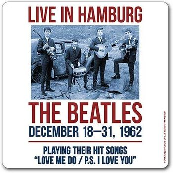 The Beatles - Hamburg Lasinaluset