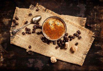 Lasitaulu Hot Coffee